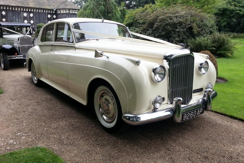 1955 Bentley Wedding Car