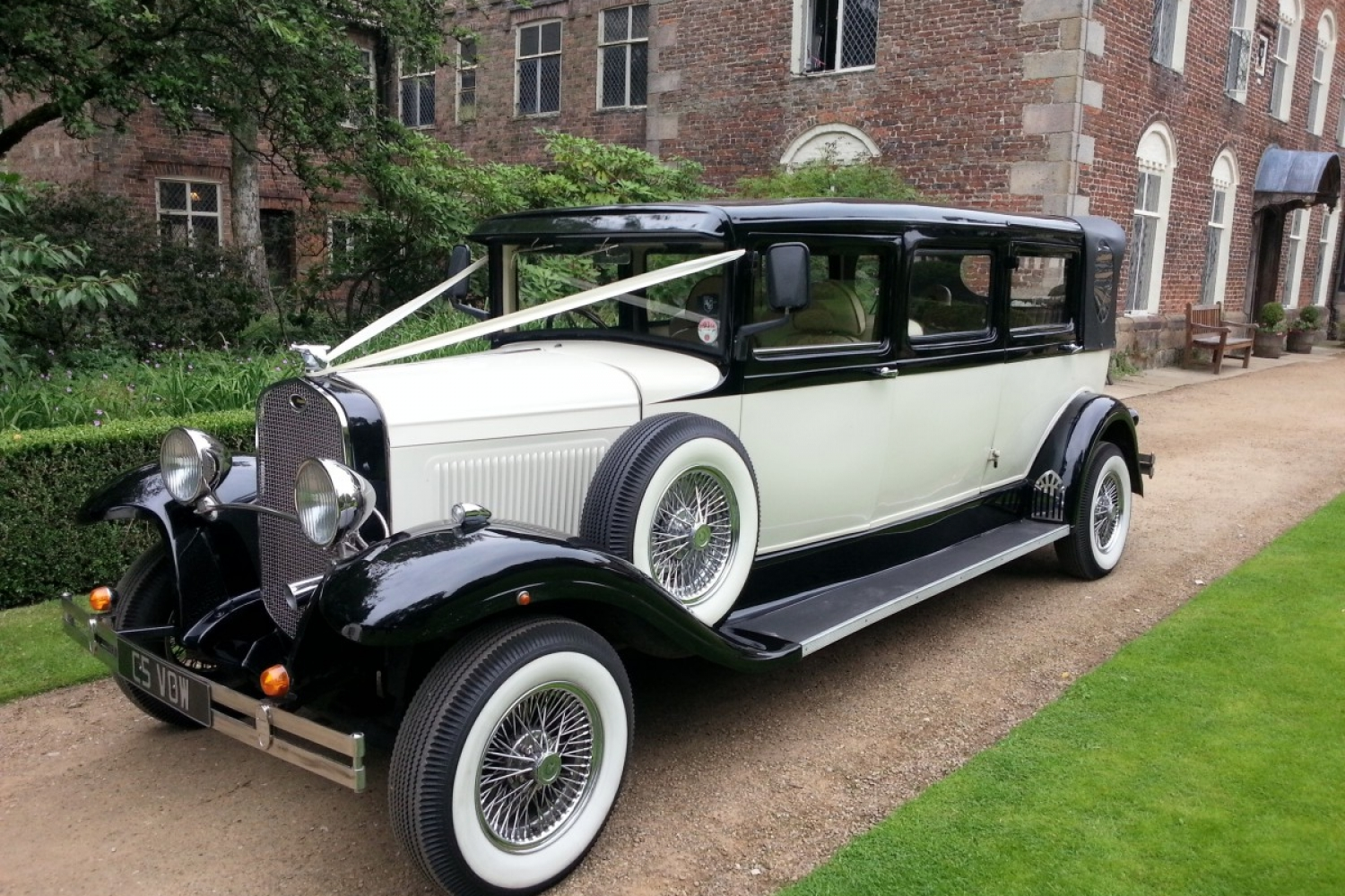 1920s Style Bramwith Convertible Limousine