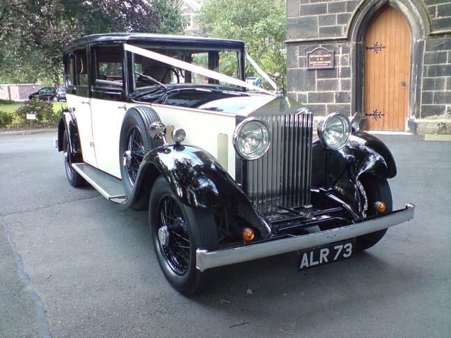 1933 Vintage Rolls Royce