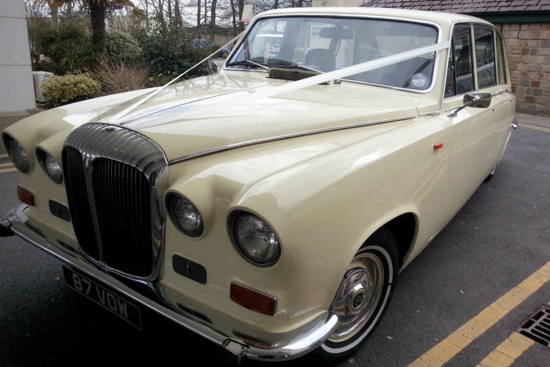 1985 Daimler Wedding Limousine